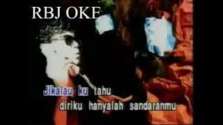 karaoke tanpa suara hitam manisan (OLAN)