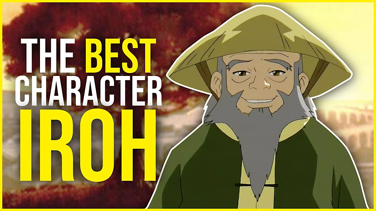 Why I love Iroh | Avatar The Last Airbender