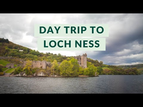 A Day Trip to Loch Ness with Rabbie's   Watch Me See