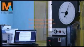 Маятниковый копер ИО-5003-0,3. Вывод данных на ПК(Копер маятниковый ИО-5003-0,3 с наибольшим запасом потенциальной энергии 300Дж предназначен для испытания обра..., 2014-02-28T04:56:08.000Z)