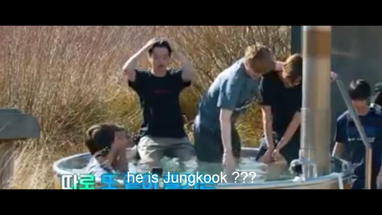 Jungkook Tattoo In Bts Bon Voyage Season 4 Youtube