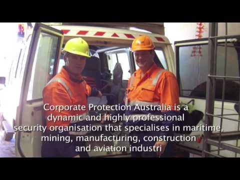maritime security guards corporate protection australia