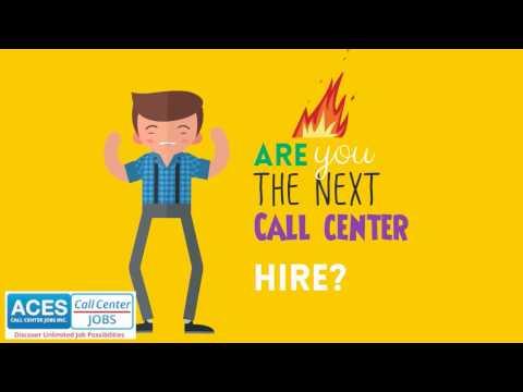 ACES Call Center Jobs We're Hiring!