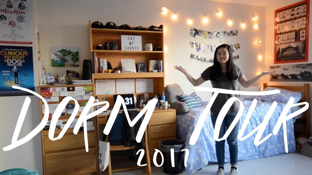 NYU DORM TOUR 2017 - YouTube