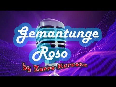 Gemantunge roso- lirik no vocal by zorro karaoke
