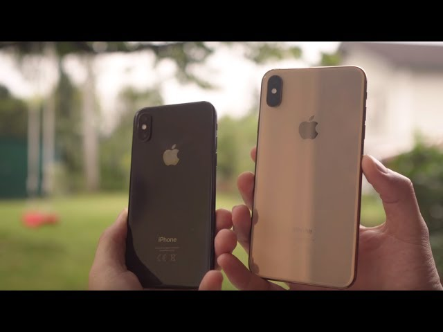 iPhone Xs rövidfilm
