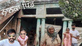 My Grandmother Home Tour \ My Nanka Pind #12  vlog