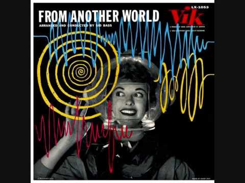 Sid Bass - From another world (1956)  Full vinyl LP