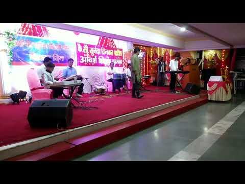 Ae Mere humsafar ...Rahul Mohite with Chetan & Piyush ( Both on Keyboard )