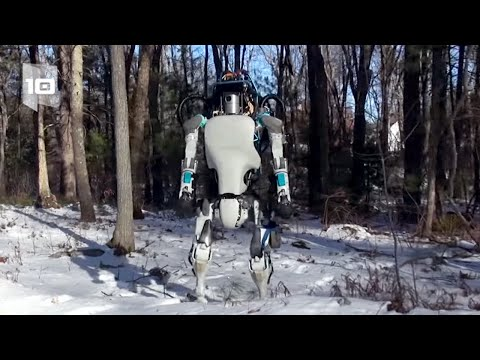 10 Robots avanzados de Boston Dynamics