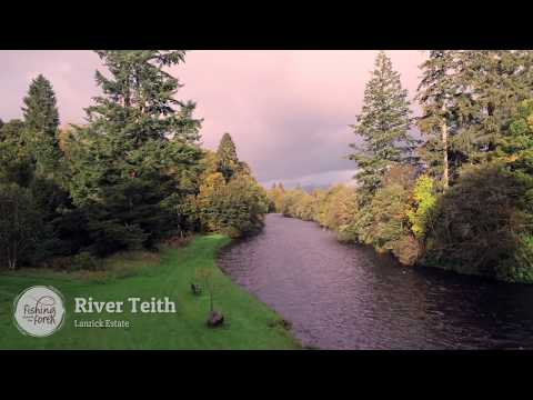 Fishing Around The Forth - Lanrick Estate - River Teith