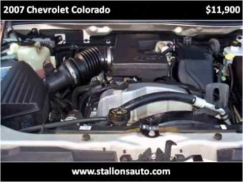 2007 chevrolet colorado used cars hopkinsville ky youtube. Black Bedroom Furniture Sets. Home Design Ideas
