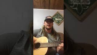 One Number Away cover by Spencer Brunson (still rough/bad audio)