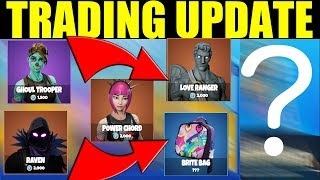 FORTNITE GIFTING SYSTEM UPDATE How To Gift Skins In Fortnite Battle Royale