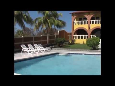 Owners Suite - El Salvador Vacation Home Beach Rental