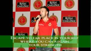 AB deVilliers - Show Them Who You Are (FULL VERSION+LYRICS) -  feat. Ampie du Preez
