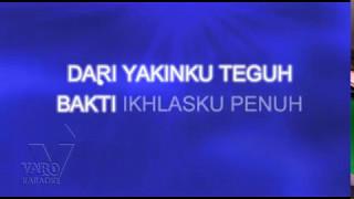 Syukur - H. Mutahar (Karaoke)