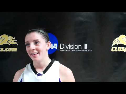 Channing Fleischmann Post-Game (Occidental - 1/21/12)