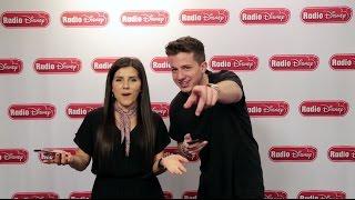 Charlie Puth Cell & Tell | Radio Disney
