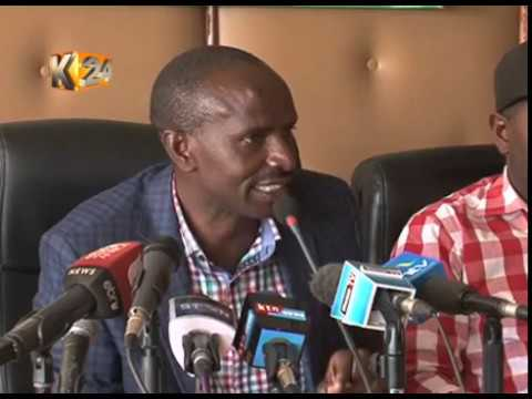 Education CS Fred Matiangi tells off Sossion over KCSE audit