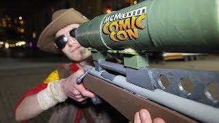 MCM London Comic Con - TF2 at last!