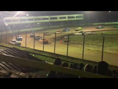Jackson Motor Speedway 8/26/17 Factory Stock Feature