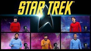 Star Trek Theme Medley Acapella