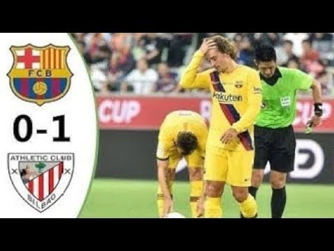 Match report: Athletic Bilbao 1-0 Barcelona