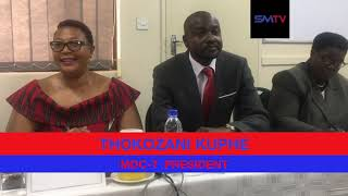 MDCT Khupe says she can solve Zim economic crisis