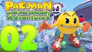Pac-Man and the Ghostly Adventures - Part 2 - Fire Chameleon