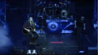 Nightwish - The Islander (Live in Moscow 15-03-12) - Full HD
