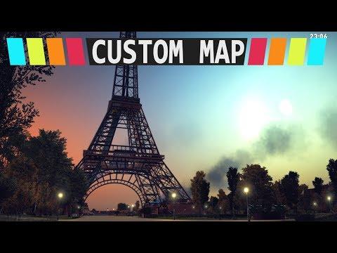 THE EIFFEL TOWER   Far Cry 5 Arcade Custom Map