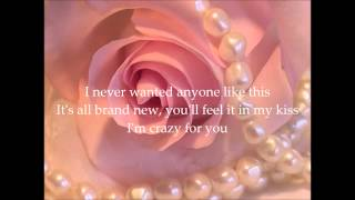 Madonna: Crazy For You Lyrics