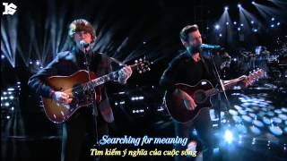 [Vietsub] Lost Star - Adam Levine and Matt McAndrew