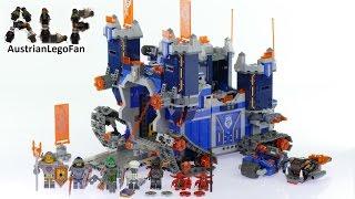 обзор на LEGO NEXO KNIGTS FORTEX 70317