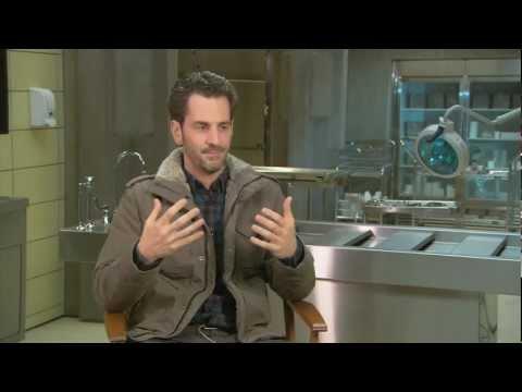 Aaron Abrams Interview - Hannibal