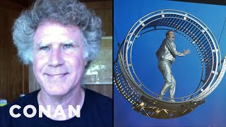 Will Ferrell Was Mesmerized By The Eurovision Song Contest - CONAN on TBS