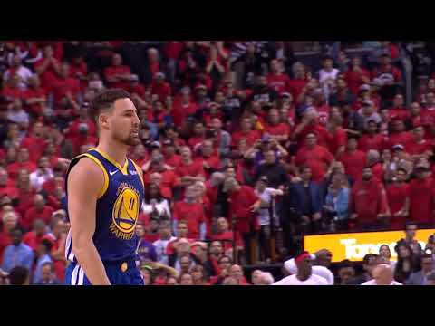 DJ Slab 1 - Klay Thompson Hits Clutch 3 To Force Game 6 of NBA Finals