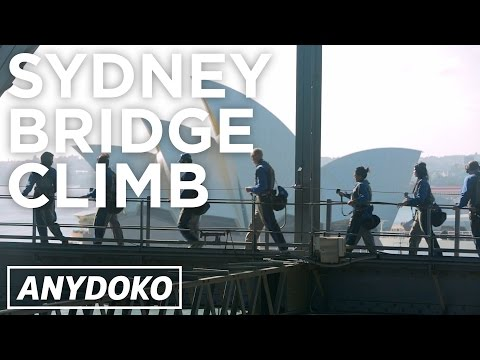 Climbing Sydney's Harbour Bridge for the Best View of Sydney!