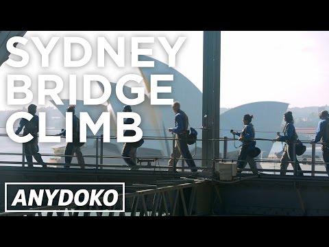 Climbing Sydney's Harbour Bridge For The Best View Of Sydney!