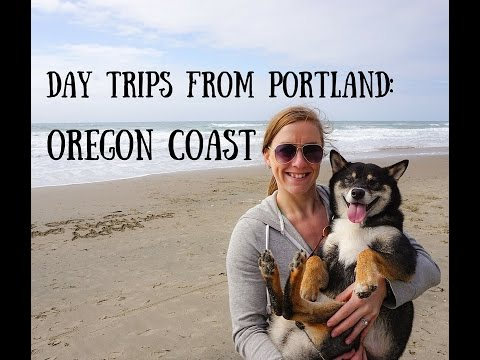 Day trips from Portland: Oregon Coast [Vlog ep.2]
