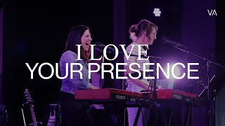 I Love Your Presence   Kathryn Scott - Vineyard Anaheim Worship Moment