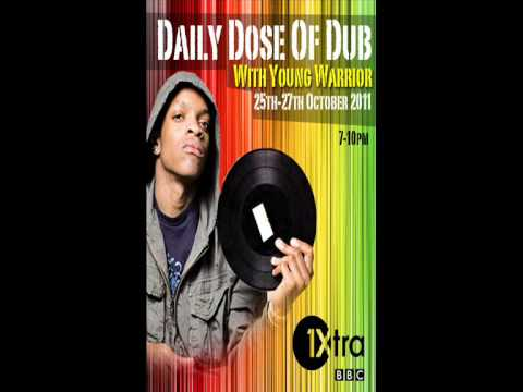 dubwise tv young warrior daily dose of dub pt 3 bbc 1xtra 2011 youtube. Black Bedroom Furniture Sets. Home Design Ideas
