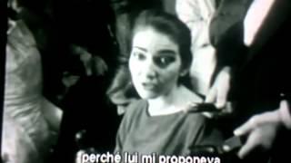 maria callas infuriata 1958