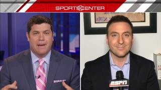 Carmelo Anthony And Houston Deal Held Up By Ryan Anderson   SportsCenter   ESPN