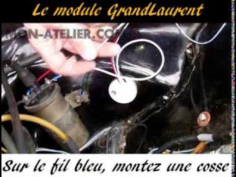 Montage du module d'allumage transistorisé GrandLaurent MGL - La boutique du Module Grandlaurent