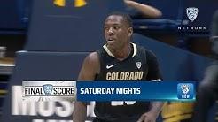 Recap: Colorado men's basketball outlasts California, gets its first win in Berkeley since.