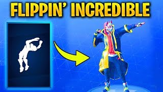 NEW FLIPPIN' INCREDIBLE EMOTE with DRIFT SKIN in Fortnite Item Shop Update July 20