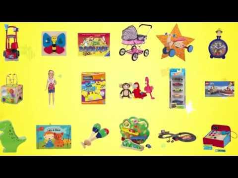 Lidl: Hééél veel snoep- en speelgoed!