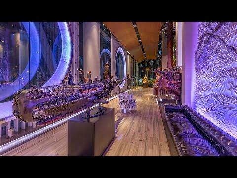 Hotel Éclat Beijing - where art meets luxury including a Terminator room!